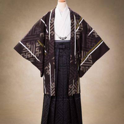 お父さん用 羽織袴-2